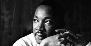 Portrait of Martin Luther King Junior
