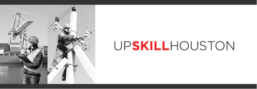 Link to Up Skill Houston website
